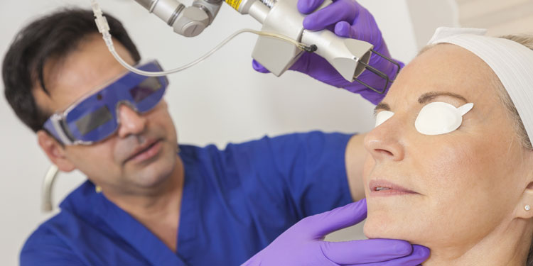 Laser Therapy: the beauty and the benefits